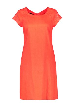 Day dress - tigerlilly orange