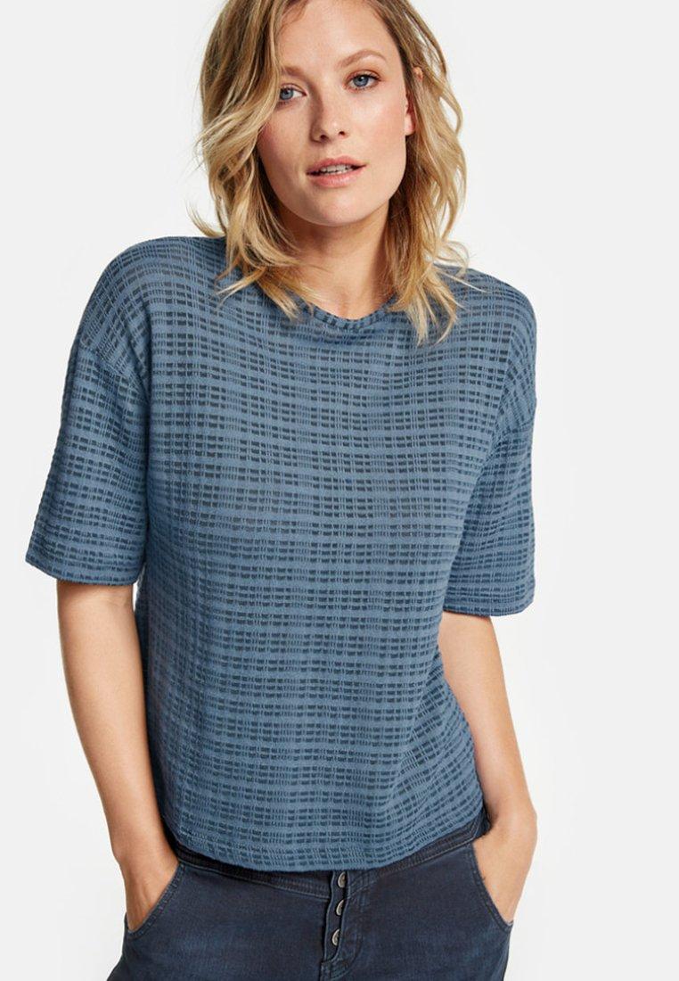 Taifun - T-Shirt print - dove blue