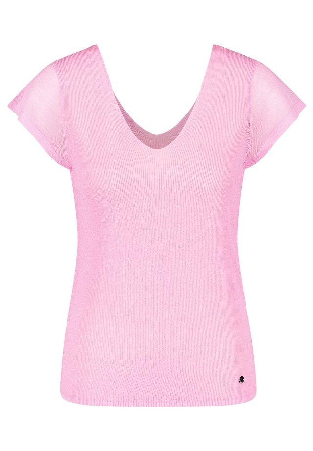 3/4 SLEEVE - T-Shirt print - pink sugar
