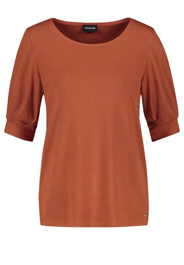 Basic T-shirt - Kurkuma
