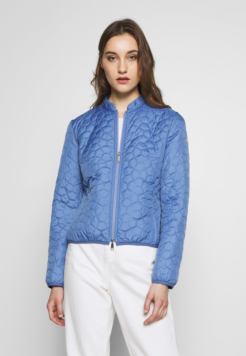 Taifun - OUTDOOR - Summer jacket - cornflower blue