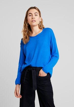 Pullover - cobalt blue