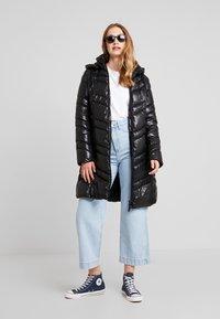 Taifun - MANTEL - Winter coat - black - 1