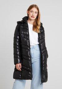 Taifun - MANTEL - Winter coat - black - 0