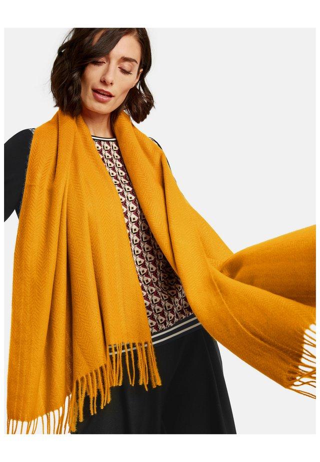 FRANSEN - Sjaal - saffron