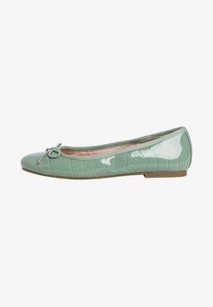 DA.-BALLERINA - Ballet pumps - green