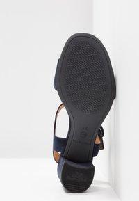 Tamaris - Sandals - navy - 6