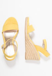 Tamaris - Wedge sandals - sun - 3