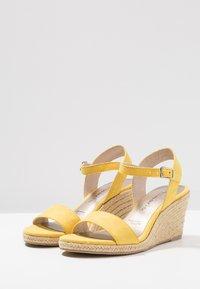 Tamaris - Wedge sandals - sun - 4