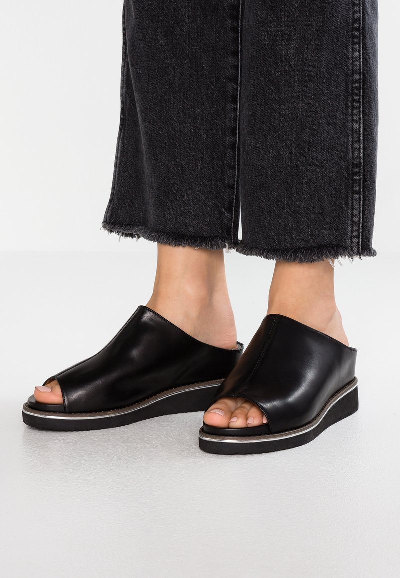 Tamaris - Mules - black