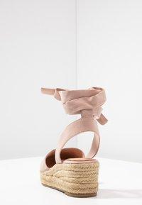 Tamaris - Platform sandals - rose - 5