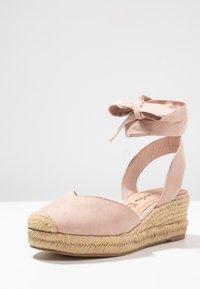 Tamaris - Platform sandals - rose - 4