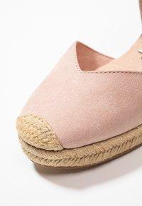 Tamaris - Platform sandals - rose - 2