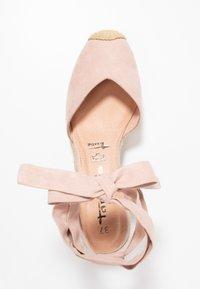 Tamaris - Platform sandals - rose - 3