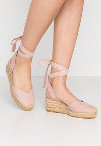 Tamaris - Platform sandals - rose - 0