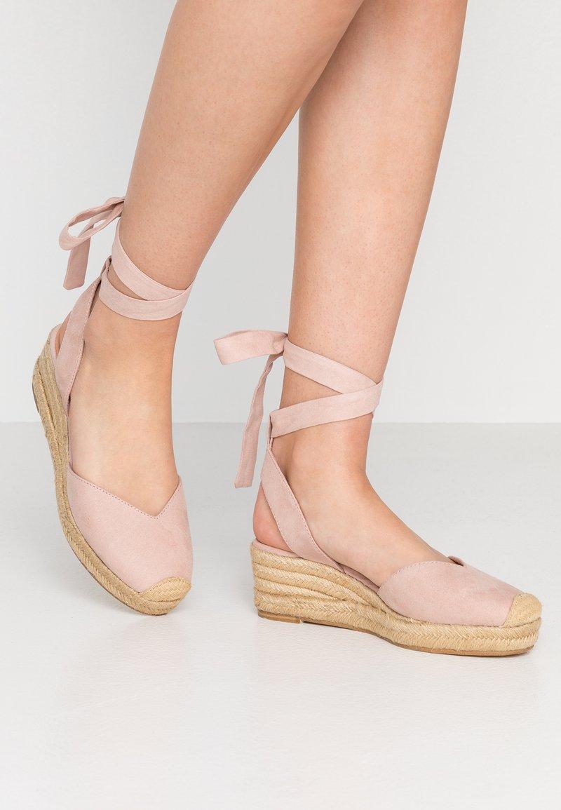 Tamaris - Platform sandals - rose
