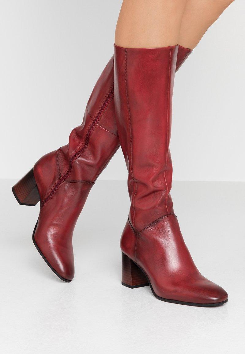Tamaris - Boots - scarlet