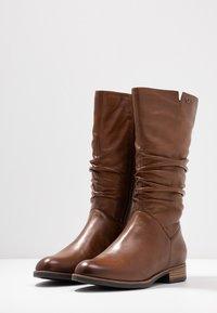 Tamaris - Boots - muscat - 4