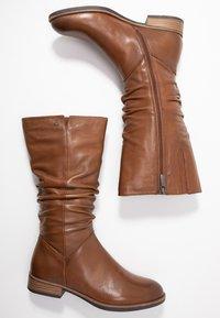 Tamaris - Boots - muscat - 3