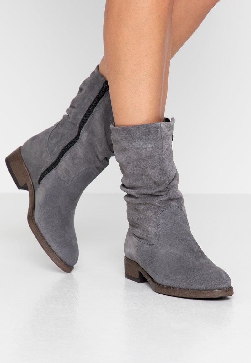 Tamaris - Støvler - anthracite