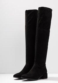 Tamaris - Høye støvler - black - 4