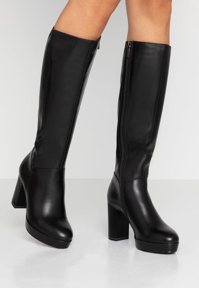 Tamaris - High Heel Stiefel - black
