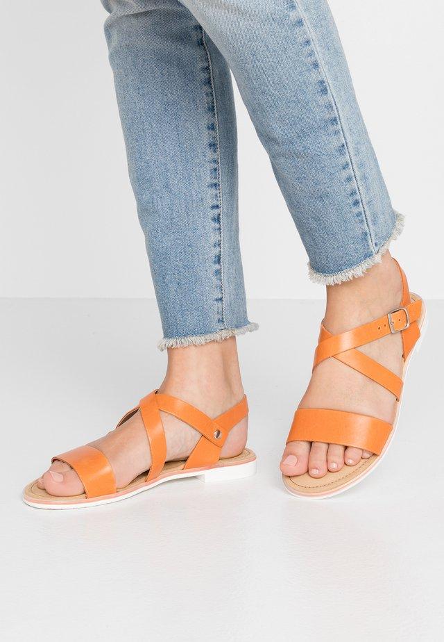 Sandalen - orange