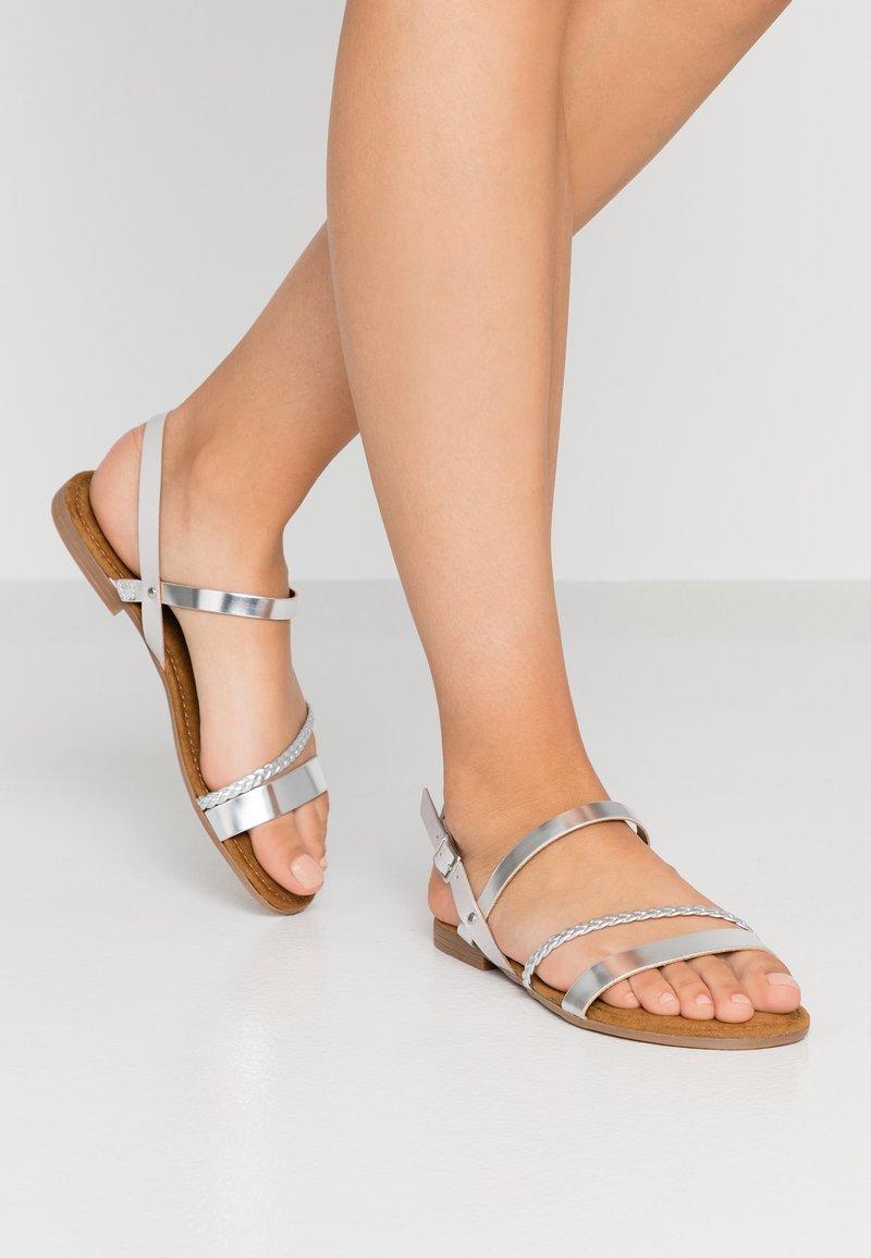 Tamaris - Sandals - silver