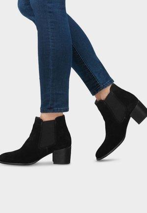TAMARIS - Boots à talons - black