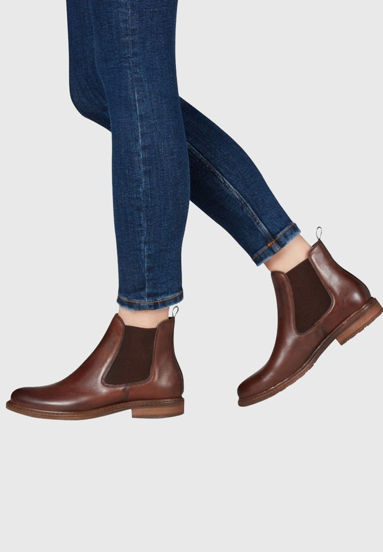 Tamaris - Classic ankle boots - dark brown