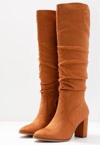 Tamaris - Boots - nut - 4