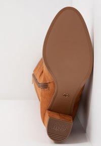 Tamaris - Boots - nut - 6