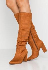 Tamaris - Boots - nut - 0