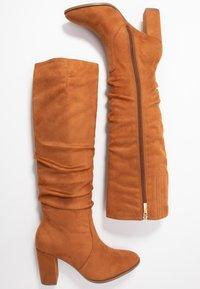 Tamaris - Boots - nut - 3