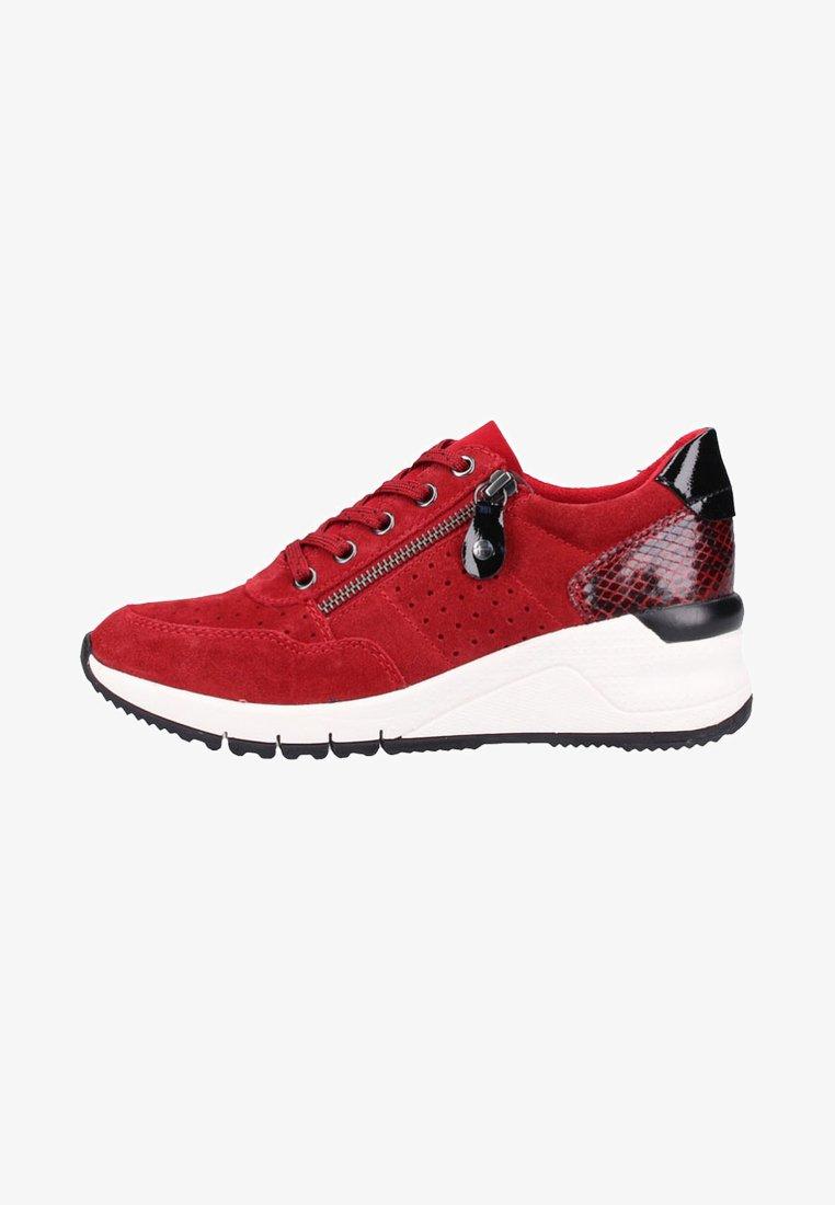 Tamaris - Trainers - red