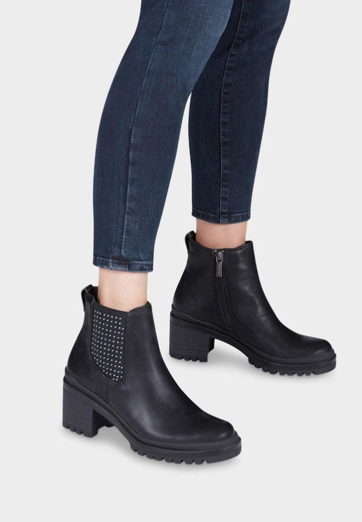 CHELSEA BOOT Stövletter black