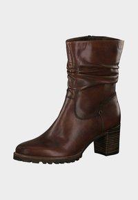Tamaris - Korte laarzen - brown - 4