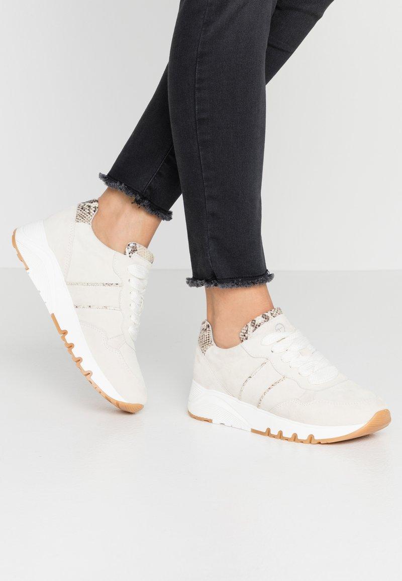Tamaris - Sneakers laag - ivory