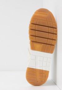 Tamaris - Sneakers laag - ivory - 6