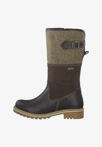 Tamaris - Snowboots  - brown - 0