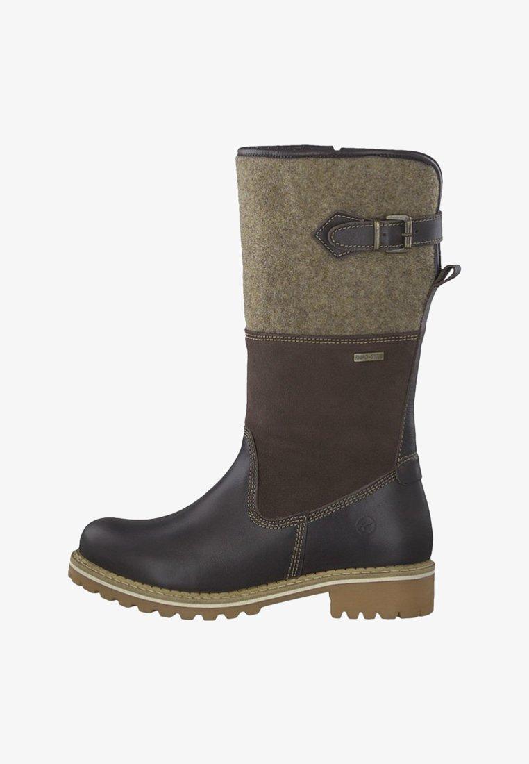 Tamaris - Snowboots  - brown