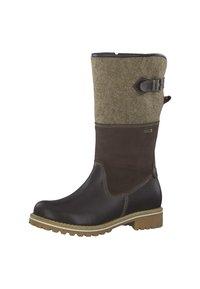 Tamaris - Snowboots  - brown - 1