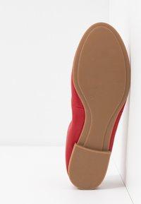 Tamaris - Ballet pumps - chili - 6