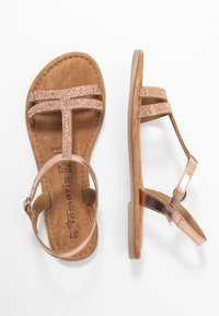 Tamaris - Sandalen - copper - 3