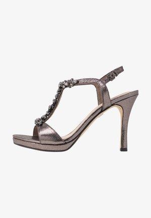 Sandaletter - pewter