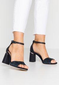 Tamaris - Sandals - navy - 0