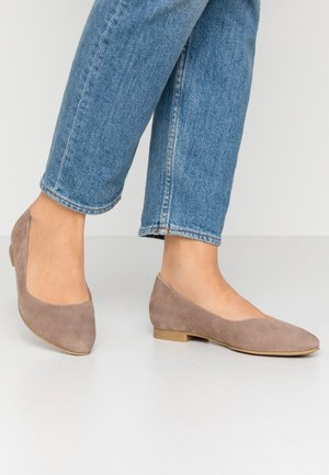 Ballerines - taupe