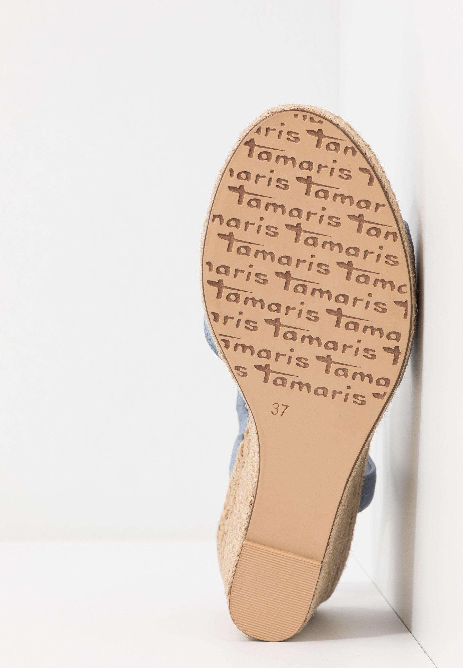 Tamaris Sandali Con Tacco - Denim ISQSb