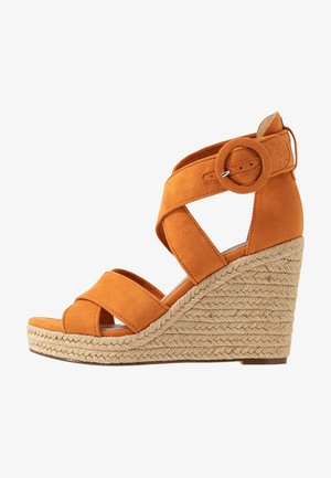 Sandaletter - sunset