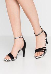 Tamaris - High Heel Sandalette - black - 0